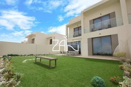 تاون هاوس 3 غرفة نوم للبيع في جزيرة ياس، أبوظبي - Prime Location 3 BR Only 5% DP No ADM Fee