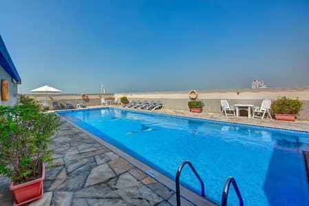 2 Bedroom Apartment for Rent in Al Barsha, Dubai - Roof Top Pool - Temperature Control