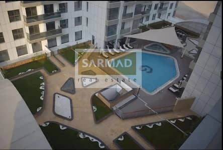 2 Bedroom Apartment for Rent in Arjan, Dubai - Gorgeous 2 BHK Apartment  Pool View for Rent In Green Diamond 1