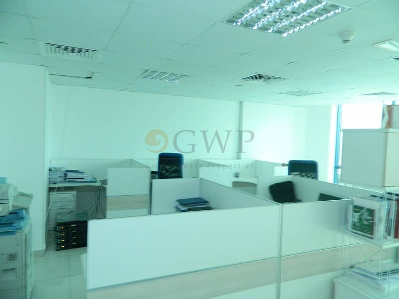 Fitted office I Golf course view I JLT  | Bayut com