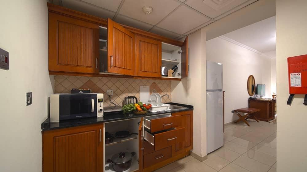 2 Pantry Kitchen