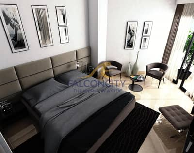 شقة 1 غرفة نوم للبيع في دبي لاند، دبي - 8% ROI P.A. | Fully Furnished 1 BR Hotel Apartment