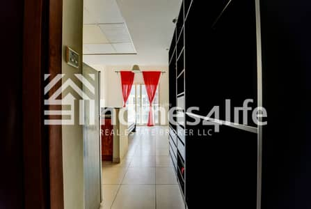Studio for Rent in Dubai Marina, Dubai - Amazing Fully Furnished | Low Floor with Balcony