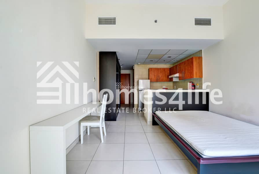 2 Amazing Fully Furnished | Low Floor with Balcony
