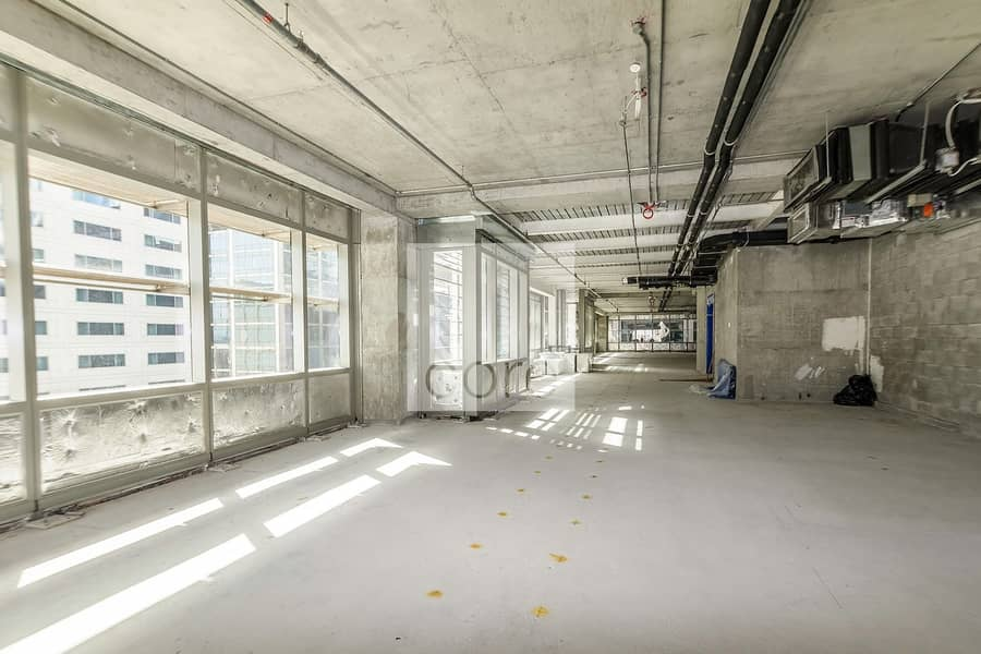 Vacant full office floor | One Central