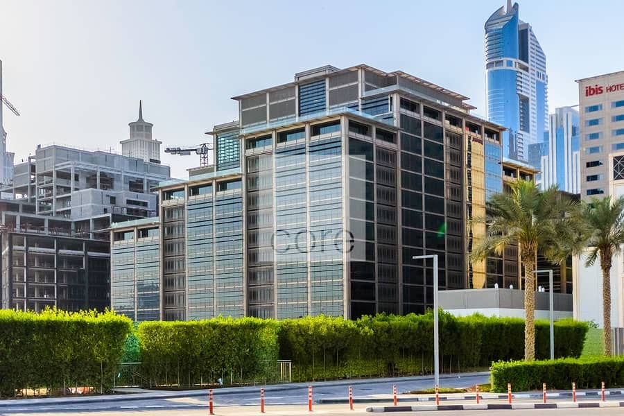 10 Vacant full office floor | One Central