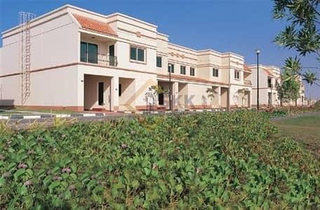 فیلا 4 غرفة نوم للايجار في مدينة بوابة أبوظبي (اوفيسرز سيتي)، أبوظبي - 4 Br villa with Garden and Maid room |Rent|