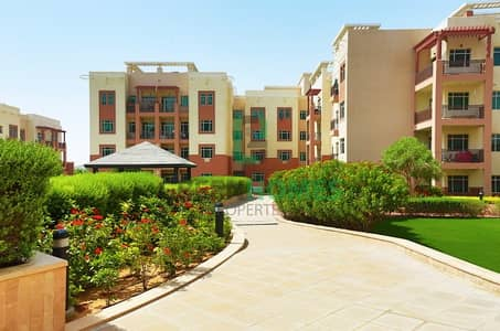 1 Bedroom Flat for Rent in Al Ghadeer, Abu Dhabi - Stunning 1 BR W/B on Great Location 4 Cheqs