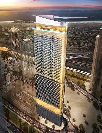 شقة في أبراج باراماونت الخليج التجاري 2 غرف 1500000 درهم - 4222071