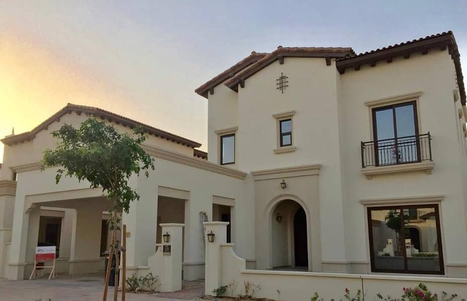 Spacious Four Bedroom+Maid in Arabian Ranches