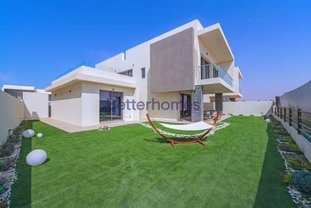 4 Bedroom Villa for Sale in Yas Island, Abu Dhabi - Negotiable 4 Bedrooms Corner Villa in Yas Acres