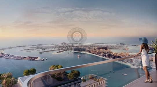 فلیٹ 2 غرفة نوم للبيع في دبي هاربور، دبي - Two Bedroom Waterfront | Marina | palm | Full Sea