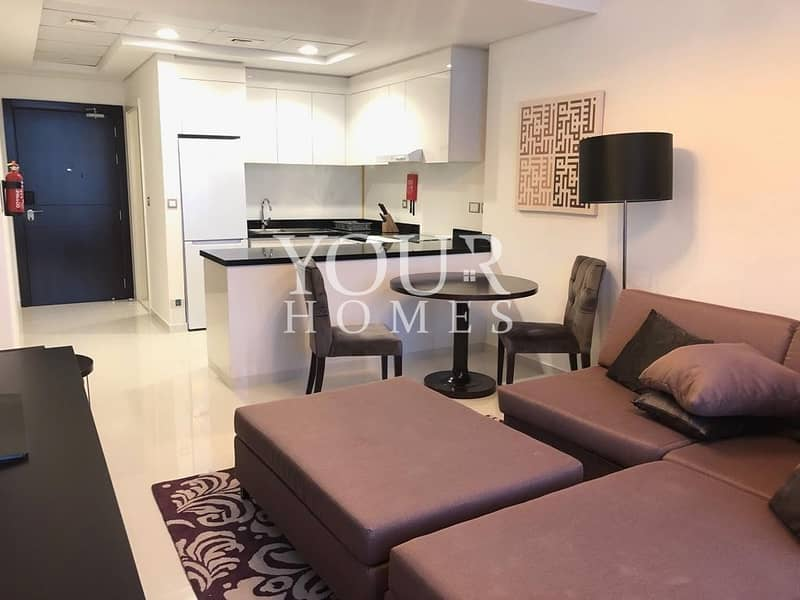 2 Exclusive | Largest unit | Brand New Hotel Apartment