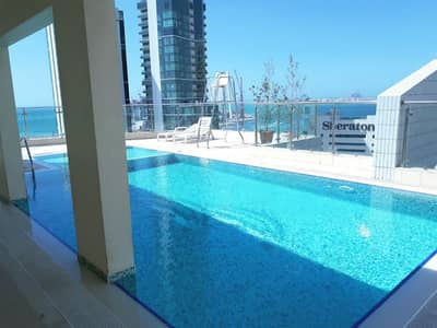2 Bedroom Apartment for Rent in Dubai Marina, Dubai - SPACIOUS 2 BED ROOM HALL FLAT IN DUBAI MARINA ON JBR WALK NEAR SHERATON HOTEL