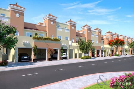 4 Bedroom Townhouse for Sale in Dubai Sports City, Dubai - Brand New | Payment Plan | 4 Bed Townhouse