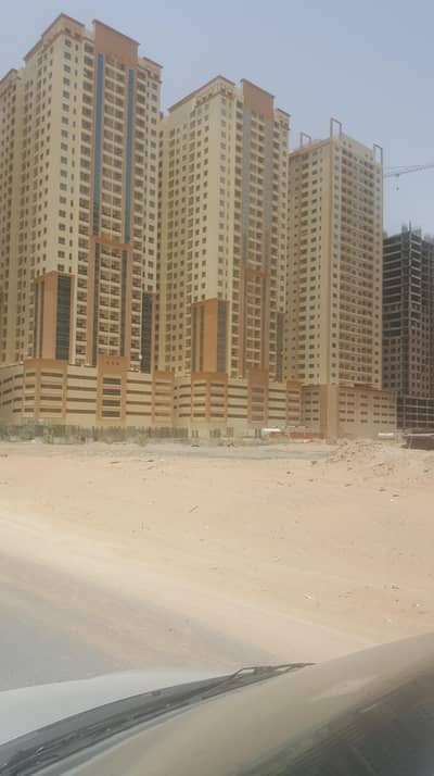 1 Bedroom Flat for Rent in Emirates City, Ajman - TOP FLOOR 1 BHK ONLY 18K