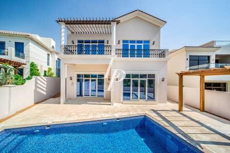 فیلا 5 غرف نوم للبيع في عقارات جميرا للجولف، دبي - Huge Living Spaces|Three Floor Villa|Private Pool