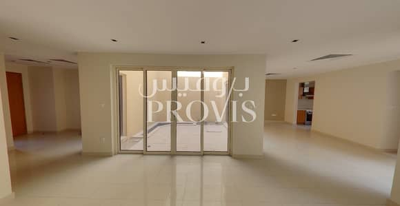 4 Bedroom Townhouse for Rent in Al Raha Gardens, Abu Dhabi - Pet Friendly Community | Ready to move in | Call now