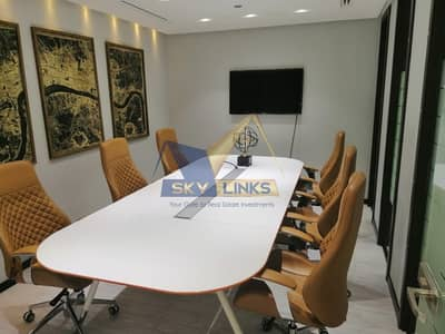 Fully Furnished Sharing Office For Rent In Business Bay