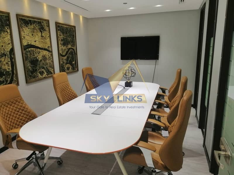 Fully Furnished Sharing Office For Rent | Bayut com