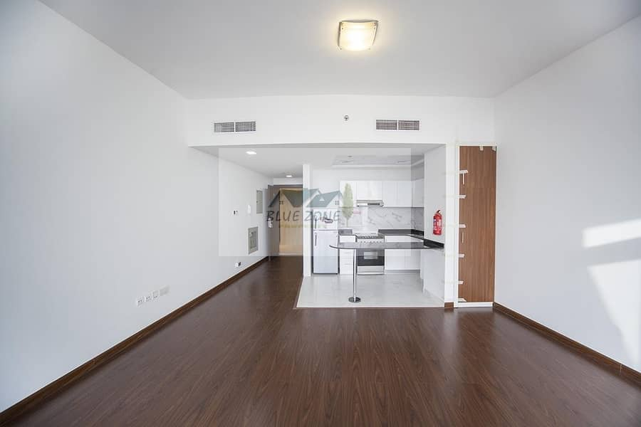 2 0% COMMISSION LIKE NEW STUDIO APARTMENT WITH BALCONY PARKING ALL AMENITIES IN 36K