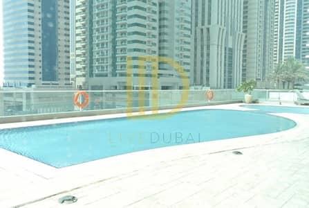 فلیٹ 1 غرفة نوم للايجار في دبي مارينا، دبي - SH - 70K In 6 Chqs ! Live in The Heart of Marina