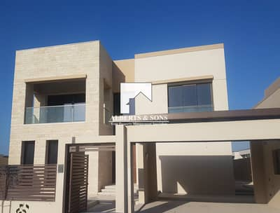 5 Bedroom Villa for Rent in Saadiyat Island, Abu Dhabi - Hot Deal - 5 Bedroom with swimming Pool