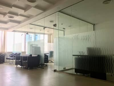 Office for Sale in Barsha Heights (Tecom), Dubai - Furnished | Partitioned | Close to metro