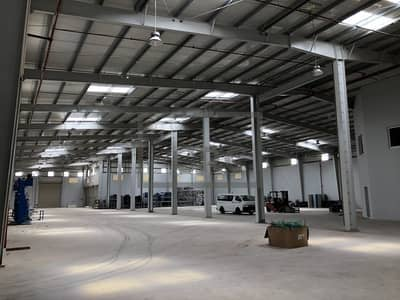 مستودع  للبيع في المنطقة الحرة - الحمرية، الشارقة - Brand New   Hamriyah FZ   Warehouse for Sale