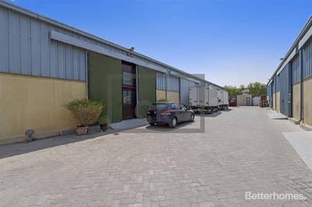 مستودع  للبيع في القوز، دبي - Rented warehouses | 12% NET ROI | Prime location