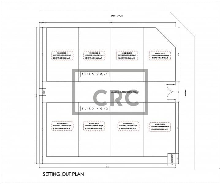 10 Rented warehouses | 12% NET ROI | Prime location