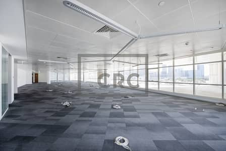 مکتب  للايجار في الصفوح، دبي - Fitted| Furnished| Full Floor | Low rise building