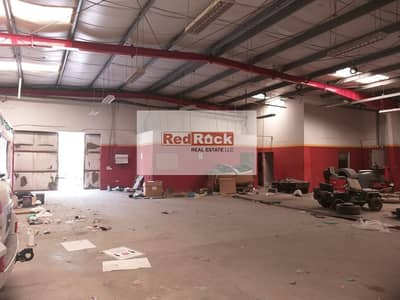 Warehouse for Rent in Ras Al Khor, Dubai - Independent Warehouse || 10
