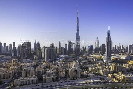 شقة 2 غرفة نوم للايجار في وسط مدينة دبي، دبي - Full Burj Khalifa View! Non-stop Luxury!