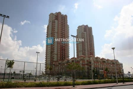 2 Bedroom Apartment for Rent in Jumeirah Village Triangle (JVT), Dubai - Fully Equipped 2BR for rent in Imperial Residences JVT