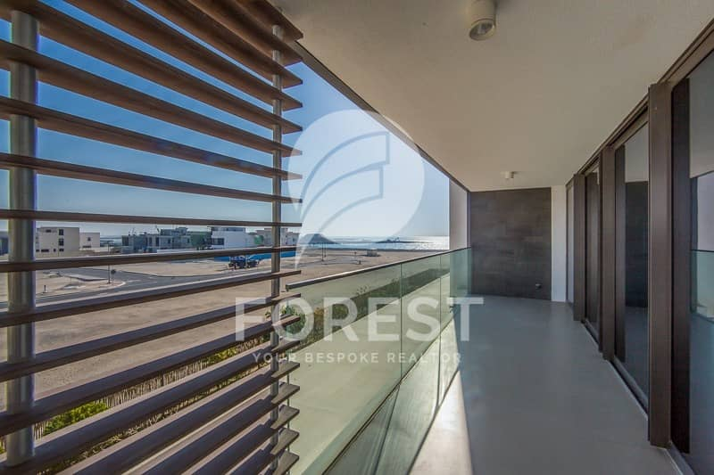 16 Ready to Move in 2 BR with Sea View| No Commission
