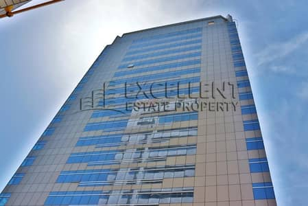 Office for Rent in Al Salam Street, Abu Dhabi - Brand New Huge Office Space in Prime Location