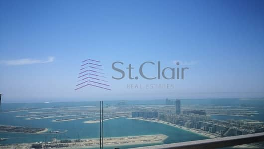 Furnished 4 Beds + Maids Penthouse in 23 Marina
