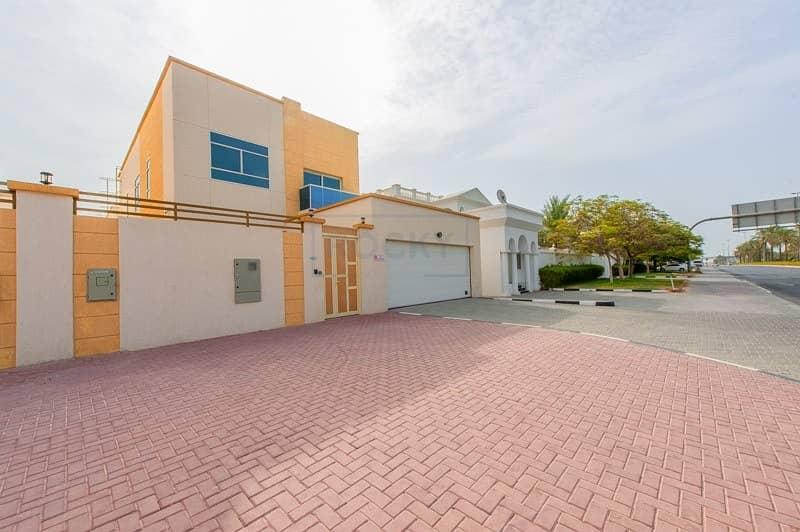 Lovely 5 B/R | New Independent Villa with Maid's Room | Al Baraha | Deira