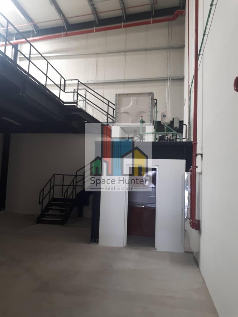 2  No Municipality Tax 1 Month free clean &neat warehouse