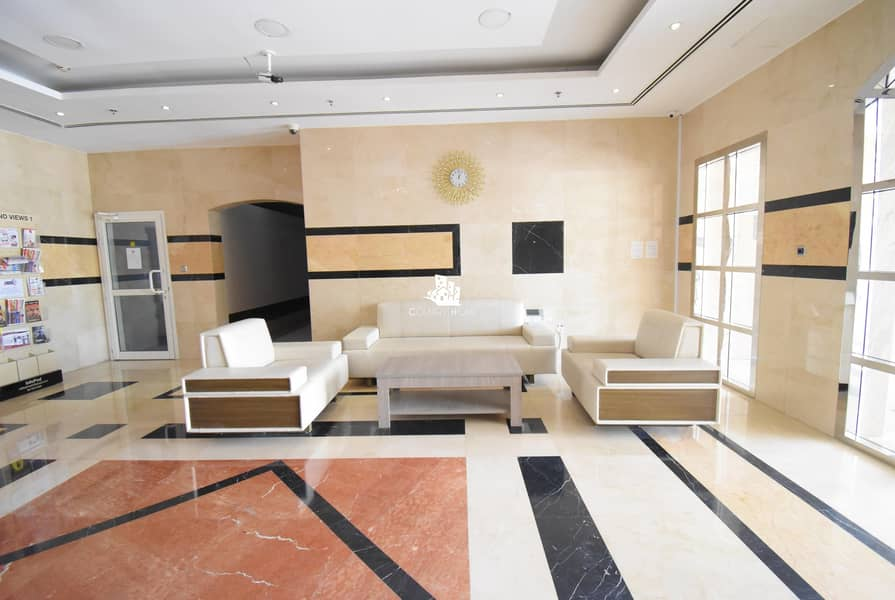 2 Furnished Studio | Ready to move | Chiller free @ 30K