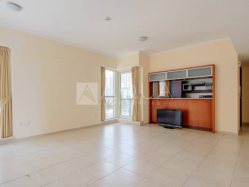 2 Unfurnished Low Floor | Great Facilities