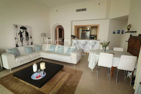 2 Bedroom Apartment for Rent in Palm Jumeirah, Dubai - Available | Upgraded | Fully Furnished