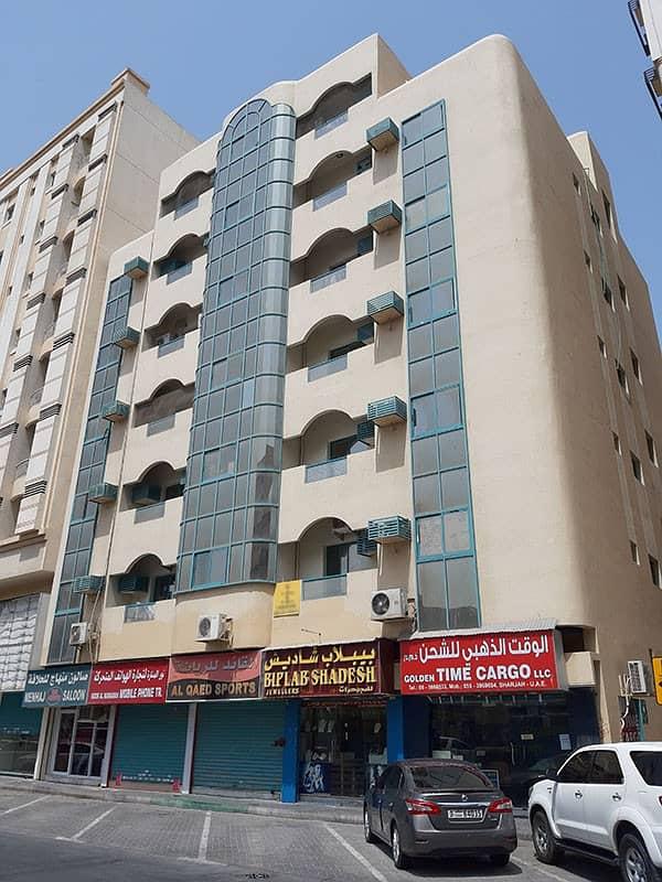 2 B/R with Balcony near Madina Hypermarket - Al Shuweiheen, Al-Rolla, Sharjah