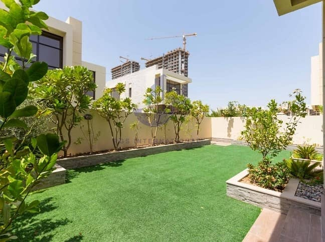 11 Fully Furnished 6BR TOWNHOUSE with Park View in Akoya Damac Hills