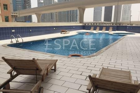 شقة 2 غرفة نوم للايجار في دبي مارينا، دبي - 2 Parking Spaces | Chiller Included | Great Location
