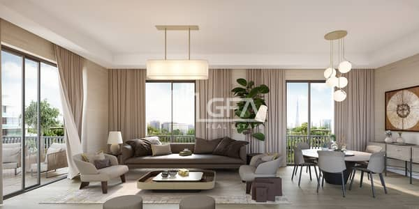 2 Bedroom Flat for Sale in Mohammad Bin Rashid City, Dubai - No Commission| 2BR Apartment in Wilton Terraces