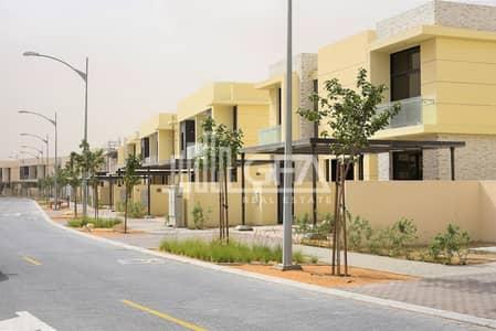 3 Bedroom Villa for Sale in DAMAC Hills (Akoya by DAMAC), Dubai - Type TH-K | Single Row | Tenanted | Spacious