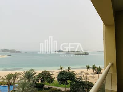 1 Bedroom Apartment for Sale in Palm Jumeirah, Dubai - 1 BDR WITH PRIVATE BEACH IN PALM JUMEIRAH