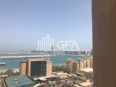 شقة 1 غرفة نوم للبيع في دبي مارينا، دبي - Full Sea View    1 Bedroom    Marina Crown Tower